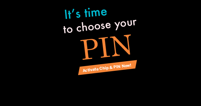 Chip and Pin