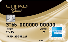 The Etihad Guest American Express® Gold Credit Card